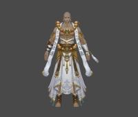 武侠 仙侠 白袍 和尚 精致手绘 有需要的速度下载吧!