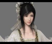 古装美女高模