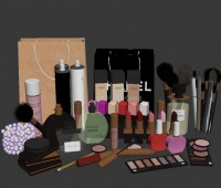 化妆品套组